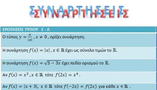synartiseis-a-lykeiou